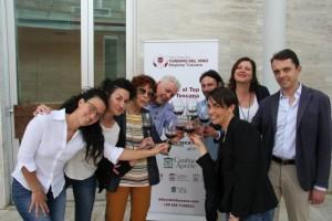 ViolanteGardini e la giunta MTV Toscana