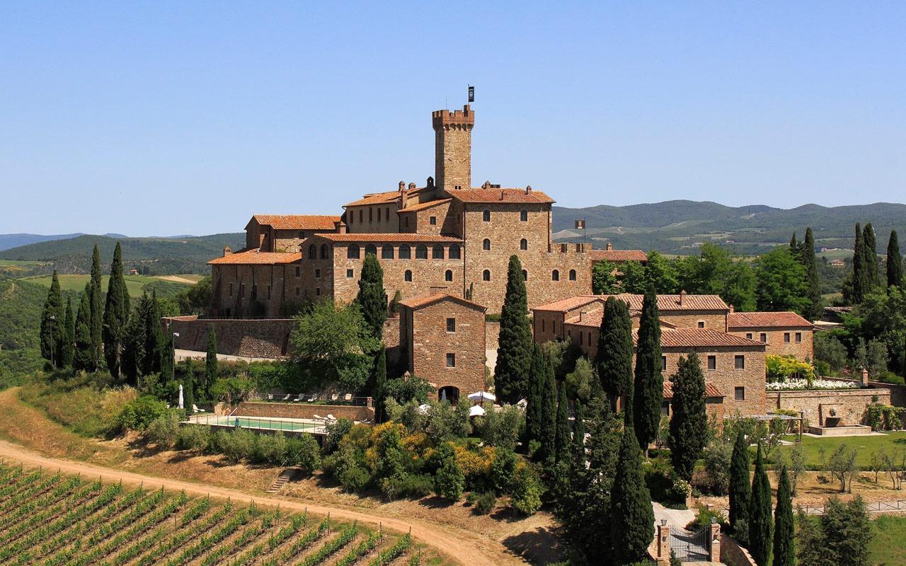 Valore delle vigne italiane la maggior rivalutazione a Montalcino