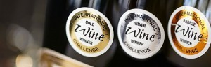 Medals from the International wine competitions -International-wine-challenge