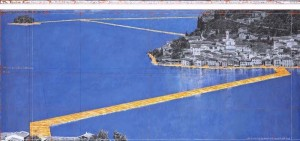 Festival Franciacorta Christo The Floating Piers