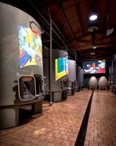 Brunello_fermentation-room-Casato -Prime Donne_ All-Saint's- weekend