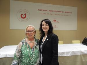 Brunello-di-Montalcino-Prime-Donne-2012-degustazione-Kerin-O'Keefe-Vinitaly