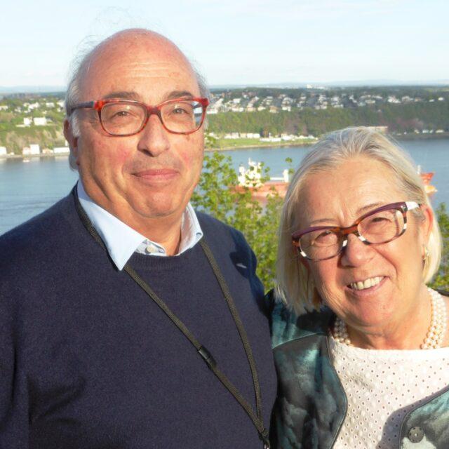 Donatella-Cinelli-Colombini-Carlo-Gardini-in-Quebec