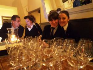 Aroma Firenze come scegliere il vino al ristorante