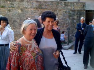 Carla-Fendi-e-Donatella-Cinelli-Colombini-Premio-Casato-Prime-Donne