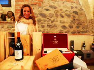 Donne del vino e profumo. AlessandraFedi-Asta-DonneDelVino