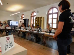Collisioni Donne del Vino Giovanna Prandini