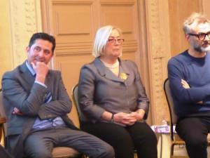 Massimo Bottura e Donatella Cinelli Colombini, Italia a tavola award