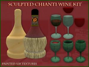 Wine Kit di Chianti Truffe sul vino