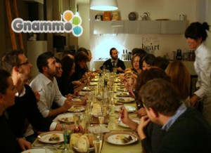 Home restaurant Cena-Gnammo