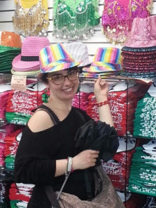 Violante cappelli New Orleans
