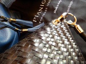 In Donatella Cinelli Colombini's bag