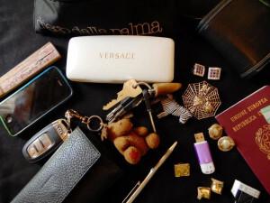 In Donatella Cinelli Colombini's handbag