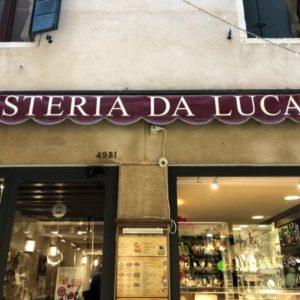 Osteria-da-Luca-Venezia-Turismo-conto salatissimo