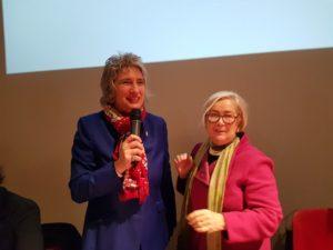 Anna-Paola-Concia-Donatella-CinelliColombini-Firenze - 30 anni di Donne del Vino