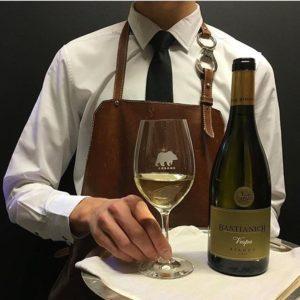 wine istagramer Maximilian Girardi con Supervinoitalia