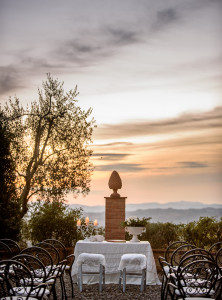 wedding at fattoria del Colle Tuscany Agriturismo