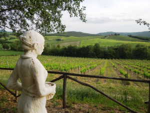 Statua vigna casato