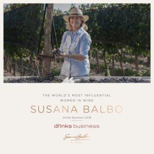 Susana Balbo 10 donne del vino più potenti del mondo