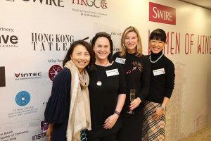 Women of Wine Festival (WOW) Debra Meiburg and other influencers