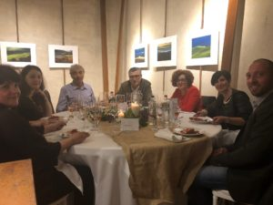 Orcia Wine Festival cena di gala con i produttori