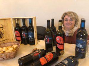 Orcia Wine Festival Cecilia Sacchi a Palazzo Chigi