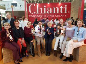 Vinitaly 2018 Donne del Vino della Toscana