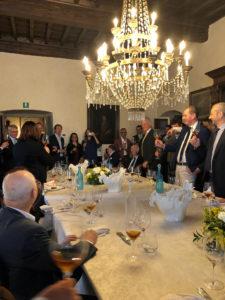 Nipozzano-Ferescobaldi-tavola rotonda dell'Unione Italiana Vini
