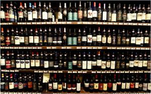 bottiglie pesanti, prestigiose ma poso ambientaliste