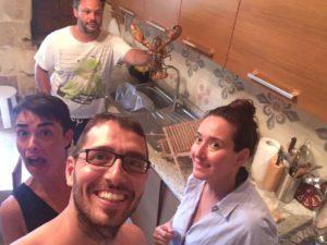 Gozo-preparando-le-aragoste
