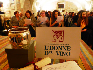 Donne del Vino, asta di bottiglie rare da Pia Berlucchi