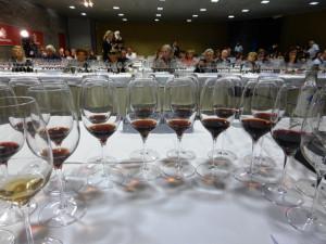 Vinitaly Donne del Vino degustazione