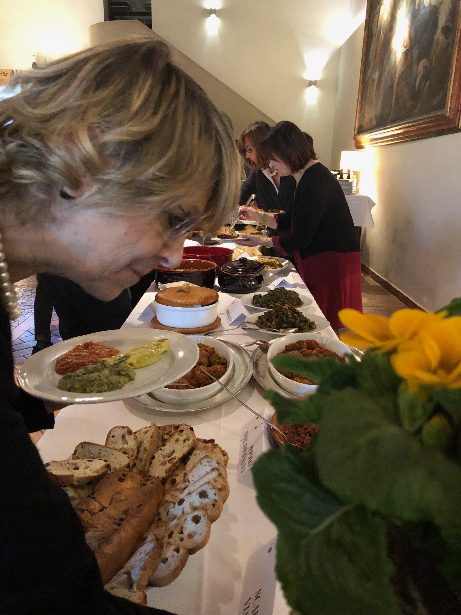 La Limonaia Villa Rospigliosi marzia morganti temestini piatti della memoria prato villa