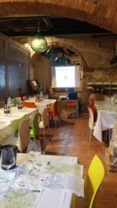 Orcia-press-tour-2018-visite-in-cantina-Fattoria-del-Colle