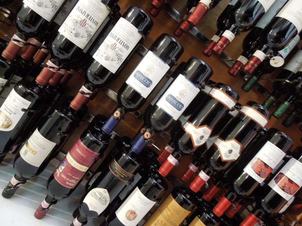 vino-italiano-in-USA-San-Francisco - Biondivino - Brunelli in esposizione
