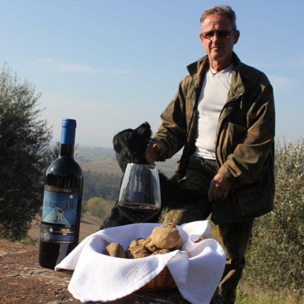 Weekend tartufo e vino Toscana