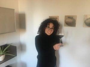Alessia Bianchi tourism Tuscany Fattoria del Colle