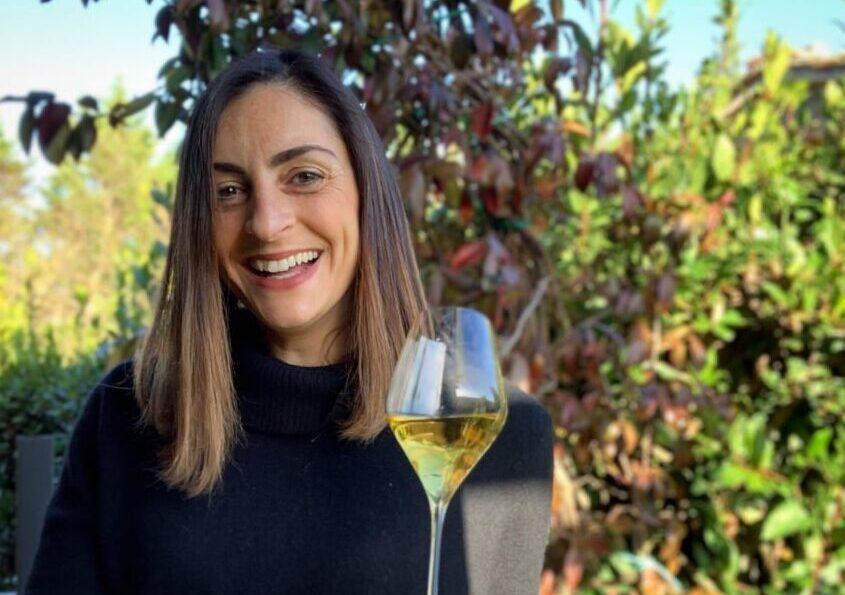 Carlotta Salvini miglior sommelier FISAR 2019