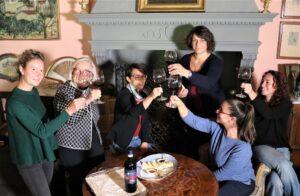 Stereotipi di genere nel vino - Donatella Cinelli Colombini staff femminile del vino