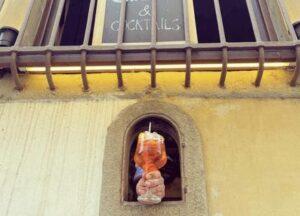 Buchetta del vino a Firenze in versione covid